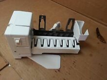 GE ICEMAKER WR30X10014 WR30X10015 WR30X10012 4 PRONG PLUG SHORT CORD SMALL TRAY