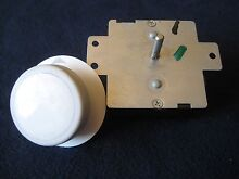 Whirlpool Electric Dryer Timer Part   3398137 FSP and Knob OEM