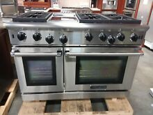 American Range Performer 48  SS Pro Nat Gas Range w  Griddle ARROB648GD