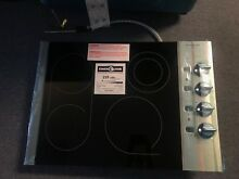 Frigidaire Professional FPEC3085K 30 in  Electric Cooktop