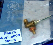 NEW GENUINE OEM GE WB21K10061  WB21K10037 SURFACE GAS BURNER VALVE ASSEMBLY