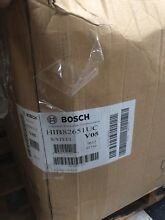 Bosch 800 Series 42 Inch Canopy Island Chimney Range Hood Stainless HIB82651UC