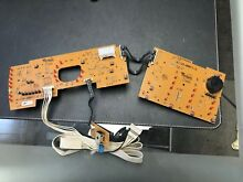 Whirlpool Duet Washer Front Panel Control Board L1269 AL133 00011 2