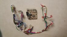 FRIGIDAIRE REFRIGERATOR DEFROST TIMER CONTROL BOARD   HARNESS PART   240545403