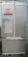 Thermador Freedom T36IT800NP 36 In Built In Panel Ready French Door Refrigerator