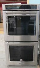 KitchenAid 27  Stainless Steel Double Wall Oven   KODT107ESS
