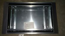 As is Frigidaire MWTK30KF Built in Microwave Trim Kit Stainless Steel