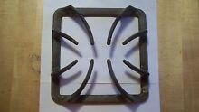 Frigidaire Gas Stove Model GLCS376ASC Surface Burner Grate 318120104