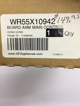 Brand new GE refrigerator main control board part    WR55X10942