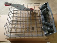 Kenmore dishwasher lower rack with silverware basket Models 665 1309