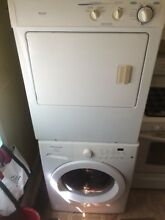 Fridgidaire Affinity Stacked Washer And Dryer