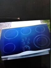 JENN AIR TOUCH CONTROL ELECTRIC COOKTOP