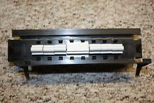 OEM Kenmore GE Dishwasher Push Button Switch WD21X0744 with cover