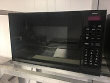 2014 Wolf MC24   24 5  Black Convection Countertop Built In Microwave Oven