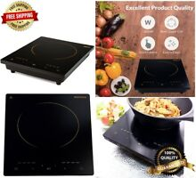 Home Digital Electric Countertop Induction Cooktop Touch Portable Singer Burner