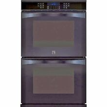 KENMORE ELITE 30  CONVECTION DOUBLE OVEN BLACK MODEL 48459   64  OFF  3 349 LIST