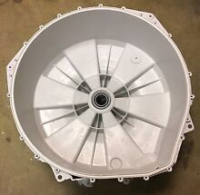 BRAND NEW FRIGIDAIRE REAR TUB ASSY WITH BEARING 131525500