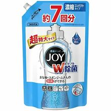 Disinfection Joy Compact Detergent for dishware Refill refilling super large 106