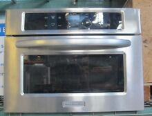 Kitchenaid KBMS1454BSS Architect Series II 24  Built in Microwave Oven