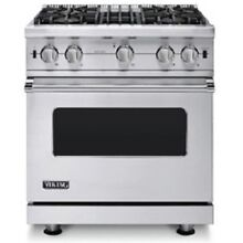 Viking  5 Series 30  Range with 4 Open Burners VGIC53014BSS Free VDW302SS DW