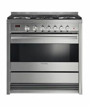 Fisher   Paykel 36  Freestanding Range OR36SDBMX1