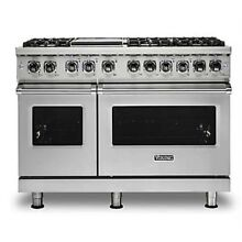 Viking 5 Series 48in  Gas Range VGR5486GSS with FREE VIKING DW or MICRO