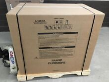 NIB Jenn Air JGRP548WP 48  Professional Gas Range Stove 6 Burners   Griddle