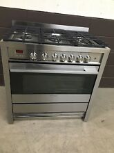 Fisher Paykel OR36SDBMX1   36  Pro Gas Range Oven 6 Burner Stainless