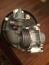 Maytag Dishwasher Motor with Drain Pump   Capacitor  W10239401
