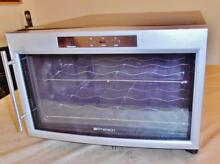 Emerson 8 Bottle Thermal Wine Cooler  FR24SL   Excellent Condition