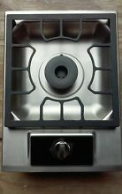 WOLF IM15 S NEW  GAS COOKTOP WOLF IM15S 15  STAINLESS STEEL A  NEW NO BOX