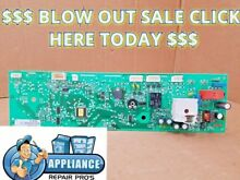 134495500 FRIGIDAIRE DRYER MAIN CONTROL BOARD 1344395 EL1344395 134345600