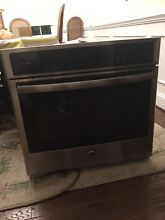 GE Profile electric wall oven