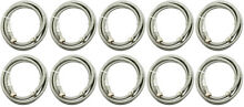10 Pack    3 4  x 3 4  x 96  Stainless Steel Washing Machine Hose