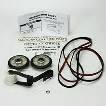 FACTORY Kenmore Sears Kirkland Roper Dryer Kit Part   4392065  with Belt Idler