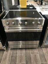 Viking 30  Electric Range DSCE130 4B SS
