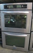KitchenAid KEBU208SSS 30 Inch Double Wall Oven   Stainless Steel