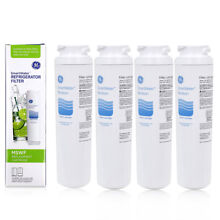 4 PK Genuine GE MSWF SmartWater Refrigerator Water Filter Replacement Free Ship