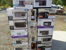 Lot of 44 700 Watt Microwave Ovens in Boxes