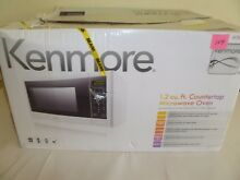 EXCELLENT CONDITION 1 2 CU FT Kenmore P11034APH WJW 1100W Microwave    P104