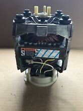 Whirlpool Kenmore Roper Washer Motor 8528158 And Drain Pump 3363394
