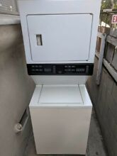Washer Dryer Laundry Center  with Gas Dryer