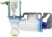 Whirlpool 61005273 Ice Maker And Water Valve