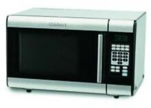 Microwave Cuisinart 1000 Watt Stainless Steel College Dorm Room Office Home