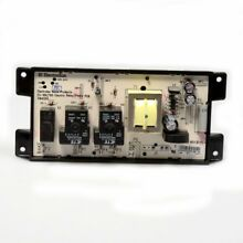 316455400 ELECTROLUX FRIGIDAIRE Range oven control board and clock