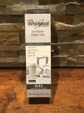 F2WC9I1 Genuine Whirlpool Maytag Ice Maker ICE2 Water Filter BRAND NEW OEM