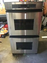 Used working Dacor Stainless steal 27 double wall oven excellent condition