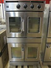 American Range Legacy Series AROFFG230 30  Double French Door Gas Wall Oven