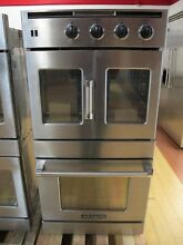 American Range AROFSHGE230N 30  Double Oven French Chef Door Dual Fuel