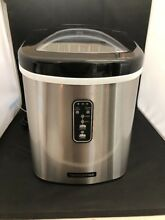 Tramontina Stainless Steel Countertop Ice Maker